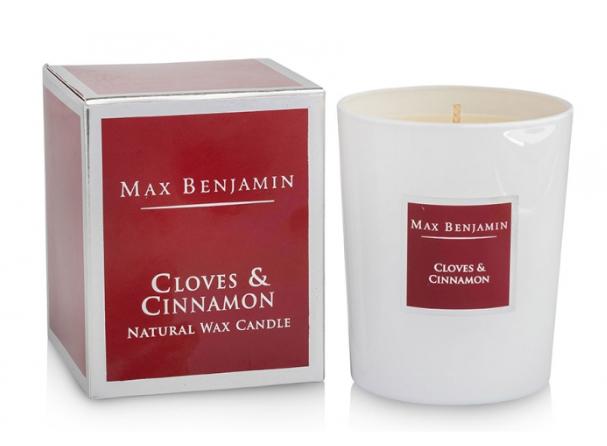 Max Benjamin Christmas Candle
